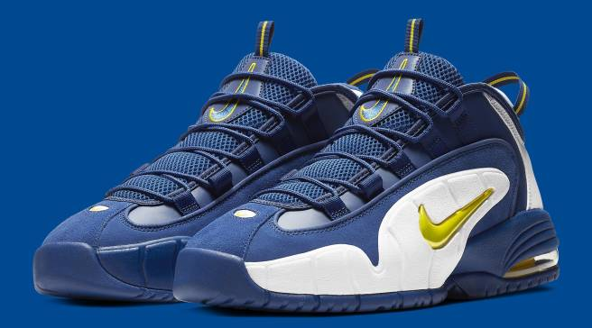 timeless design 96771 0763b Nike Air Max Penny 1