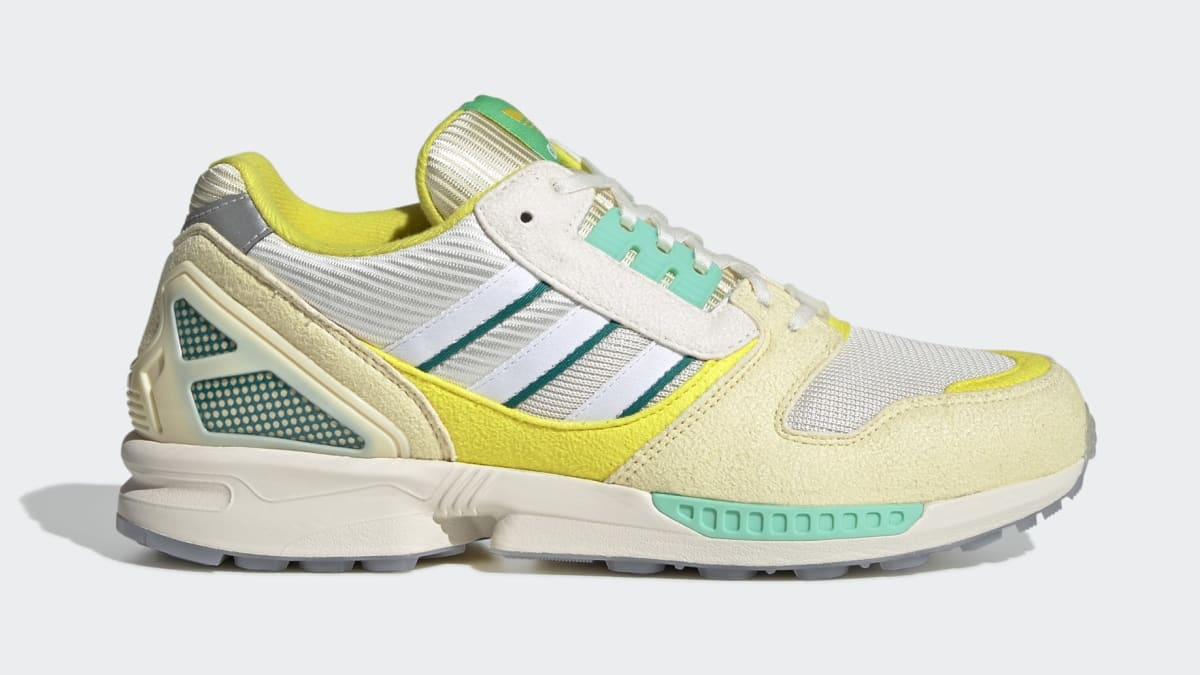 Summer-Themed Adidas ZX 8000 Is Releasing in the Middle of Winter