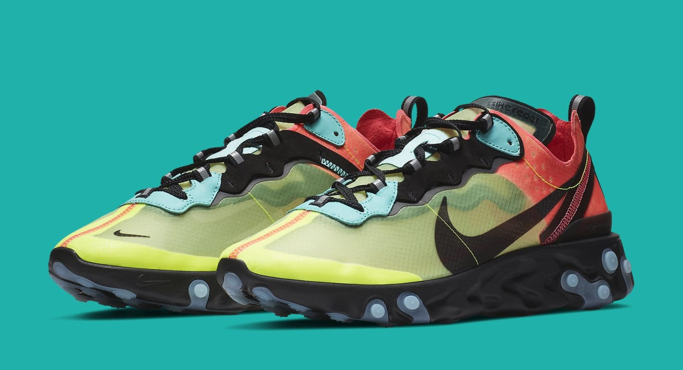 purchase cheap 4b0c5 cf1c0 More Colorful React Element 87s on the Way | Sole Collector