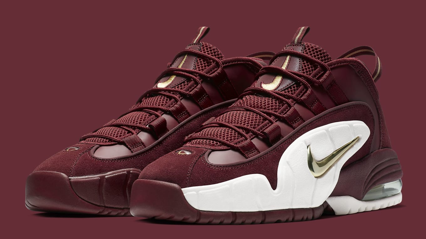 178d10d38b2 Nike Air Max Penny 1 Warriors House Party Release Date 685153-401 ...
