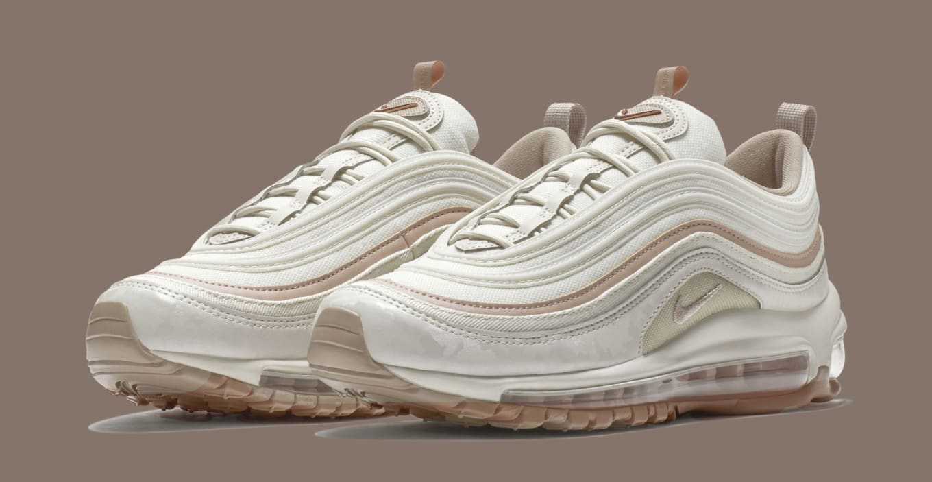 f7a54ce46f Nike WMNS Air Max 97 Premium 'Light Bone/Diffused Taupe/Sepia Stone ...