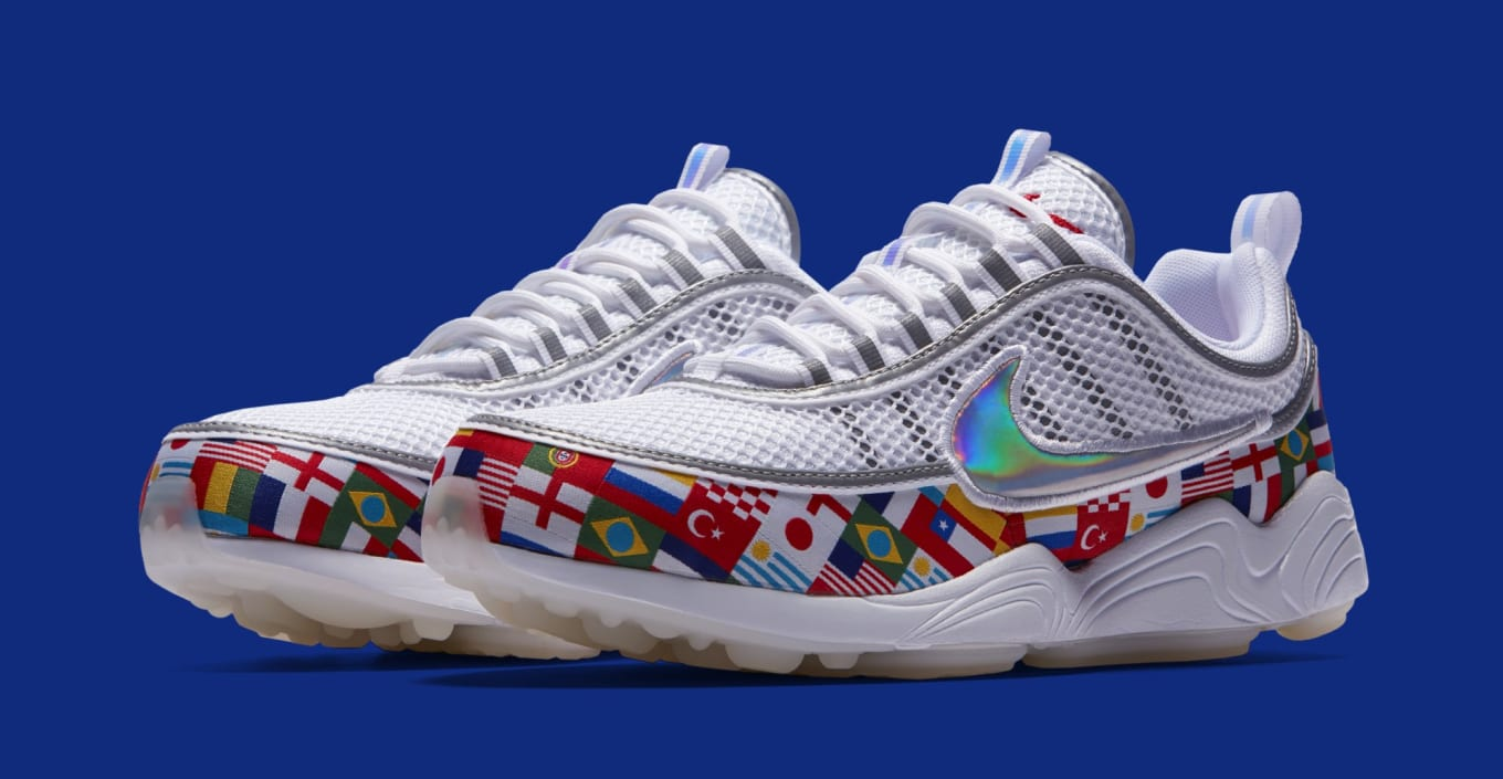 buy online 8df06 46816 Nikes One World Pack Celebrates the 2018 World Cup