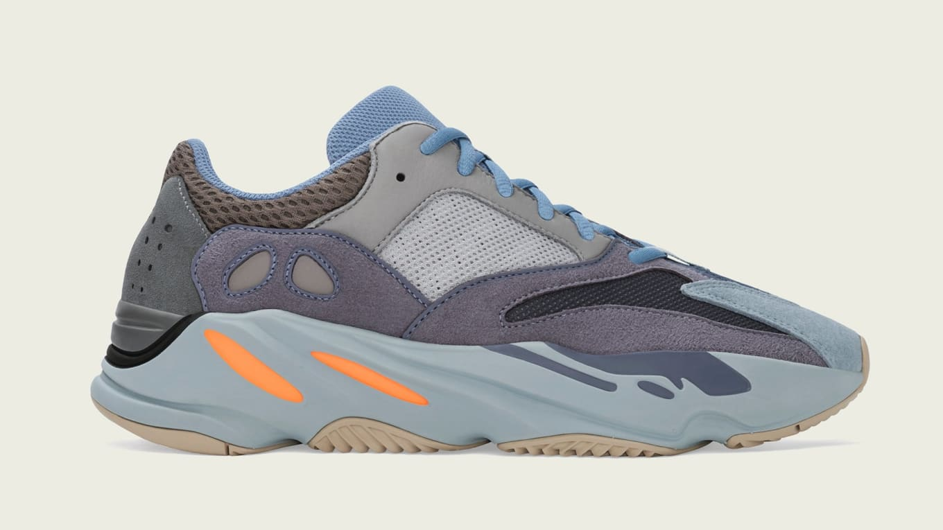 in stock to buy clearance sale Adidas Yeezy Boost 700 'Carbon Blue' Release Date | Sole ...