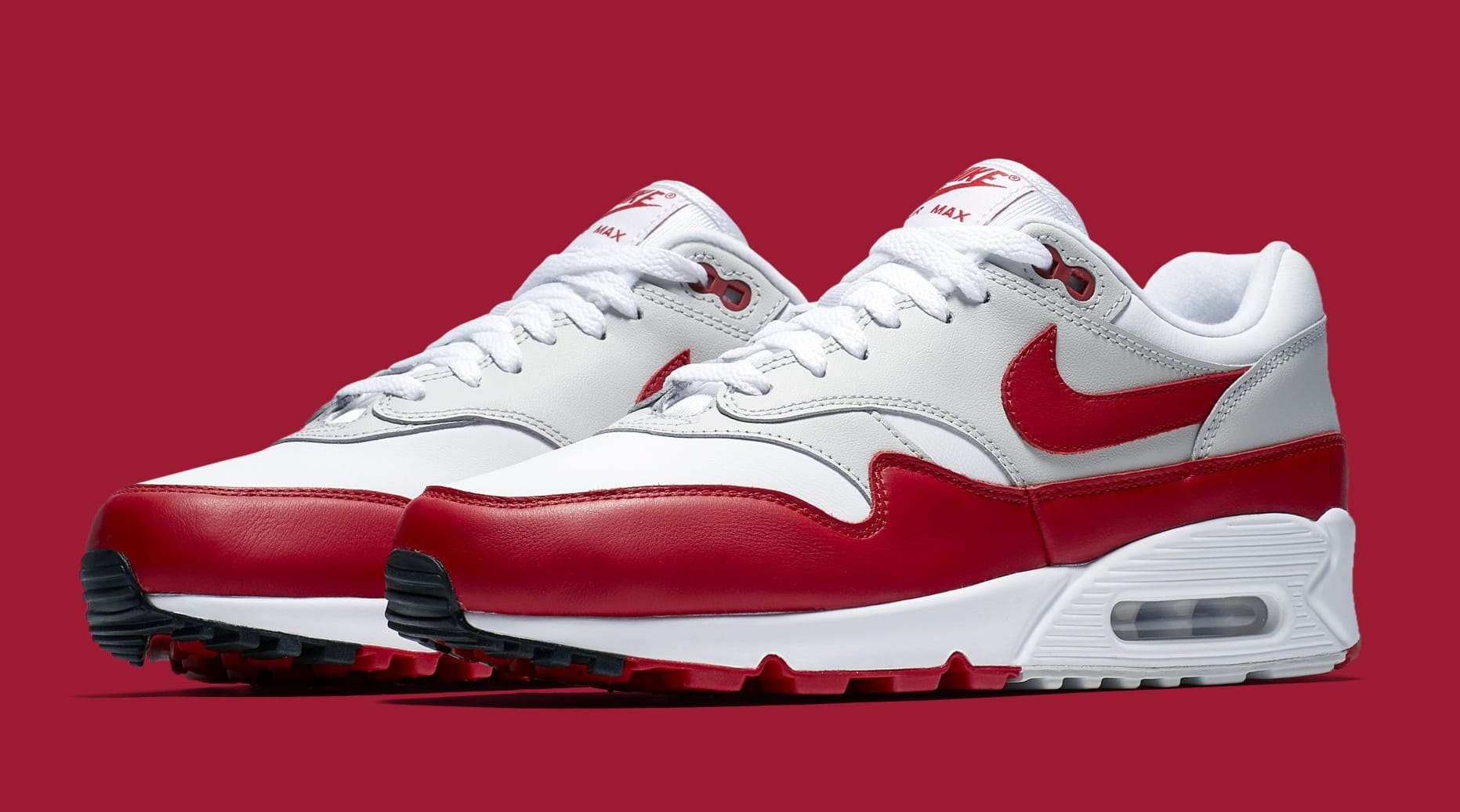 new products 38f76 6f5c7 ... inexpensive nike air max 90 1 university red b39b9 b33e0 ...