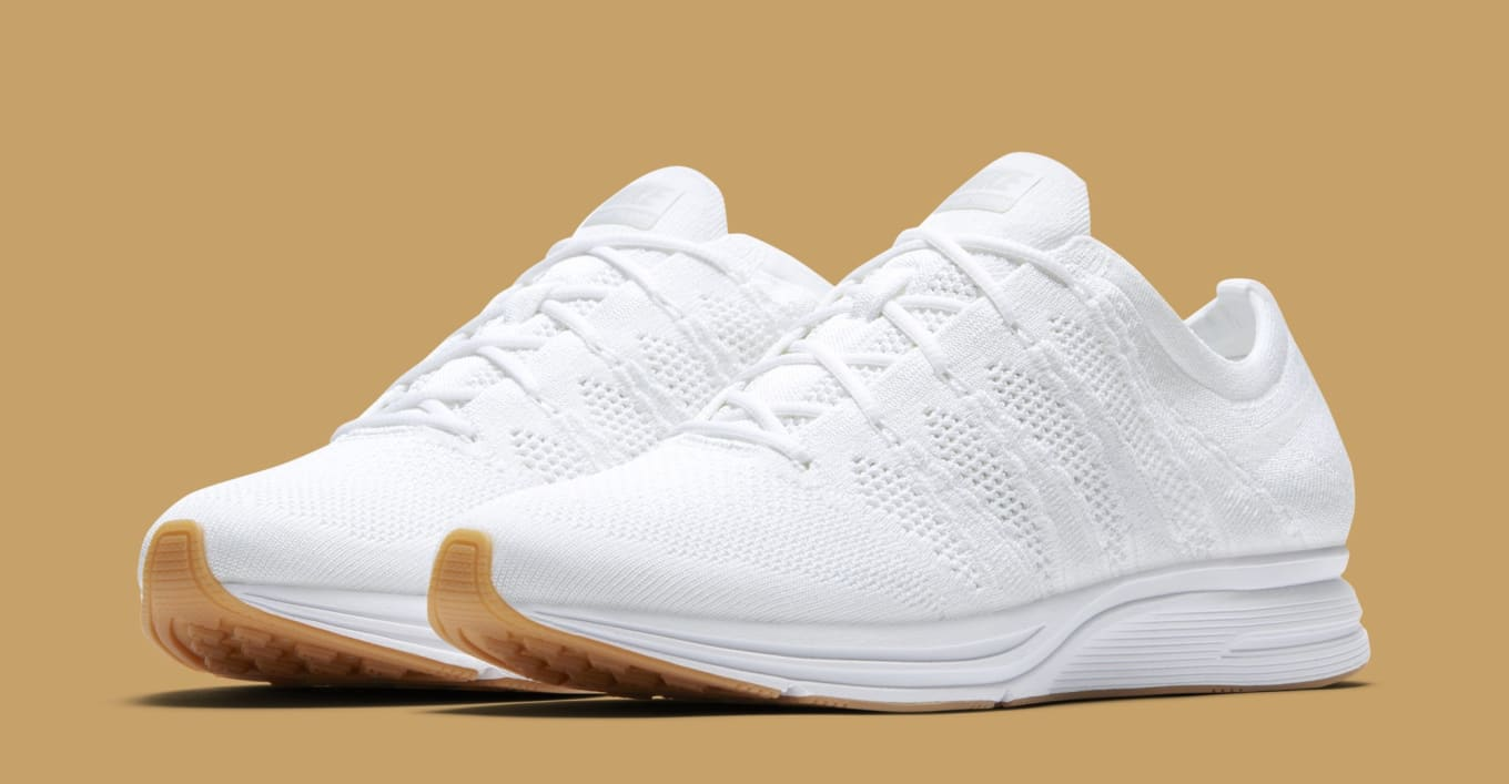 b8430d9a30a1 Nike Flyknit Trainer  White Gum  AH8396-102 Release Date