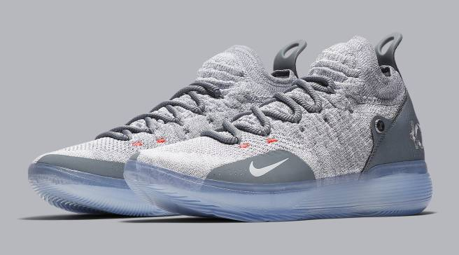 10161ee91001 The Latest Nike KD 11 Will Release In  Cool Grey