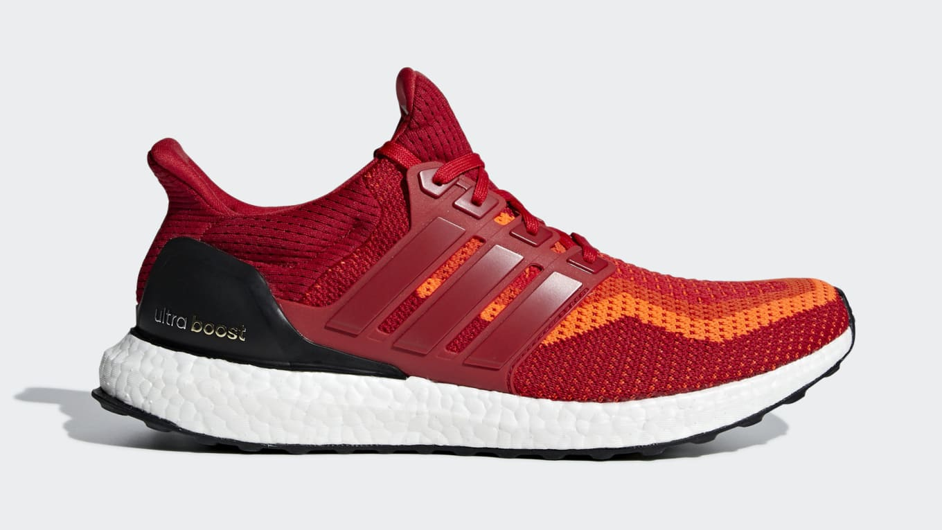 b49a83f19 Another Past Adidas Ultra Boost 2.0 Is Coming Back.  Red Gradient  returns  in October.