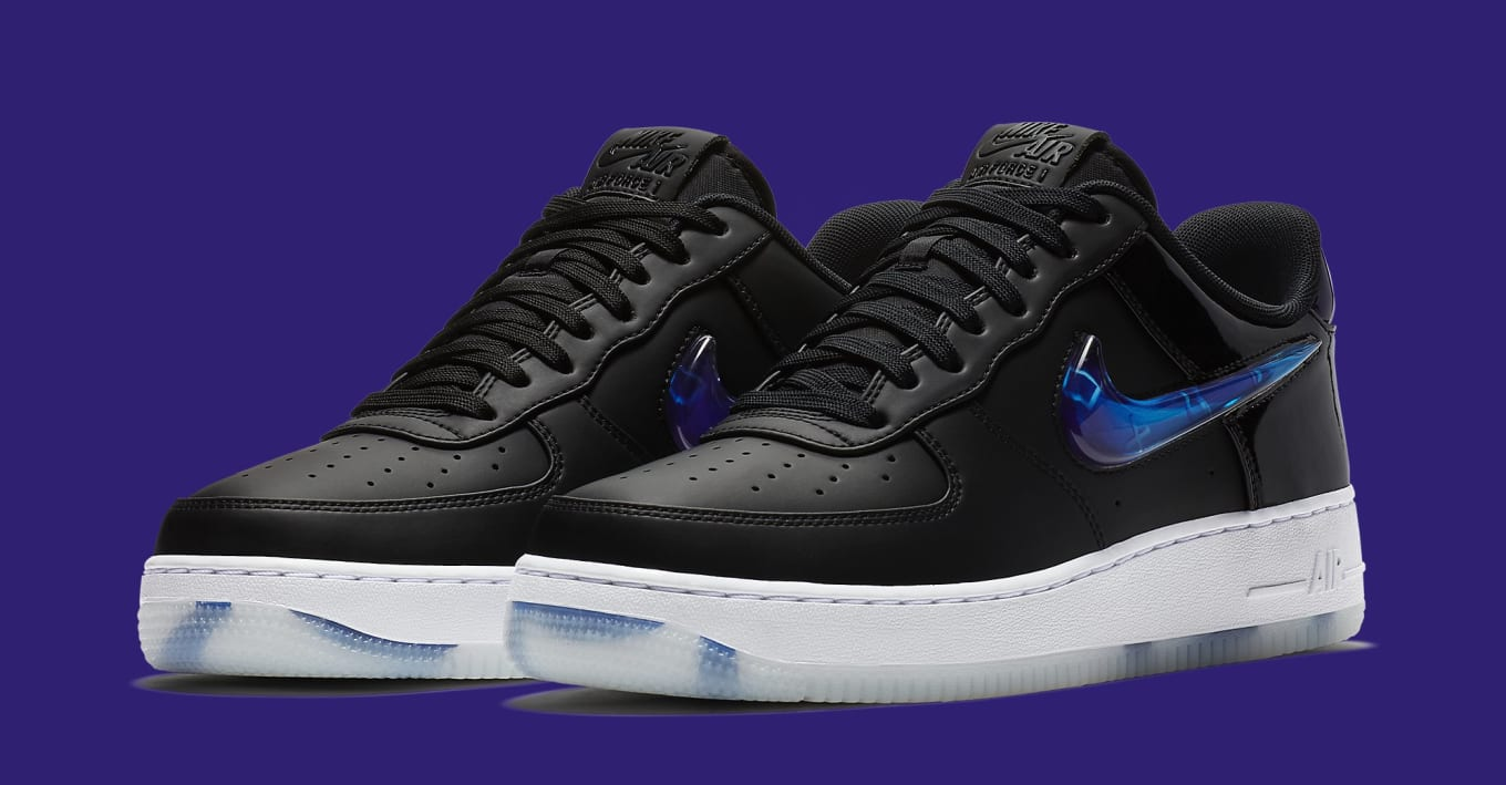 ae500547338 Playstation x Nike Air Force 1 Low BQ3634-001 Sneaker Release Date ...