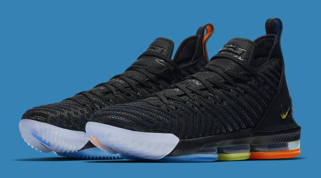 6c21f1cc7cb Nike Is Raffling Off Pairs of the  I Promise  LeBron 16