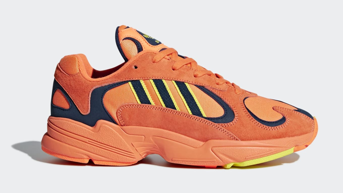 af06a9b5205 Adidas Yung-1  Hi-Res Orange  Release Date June 21