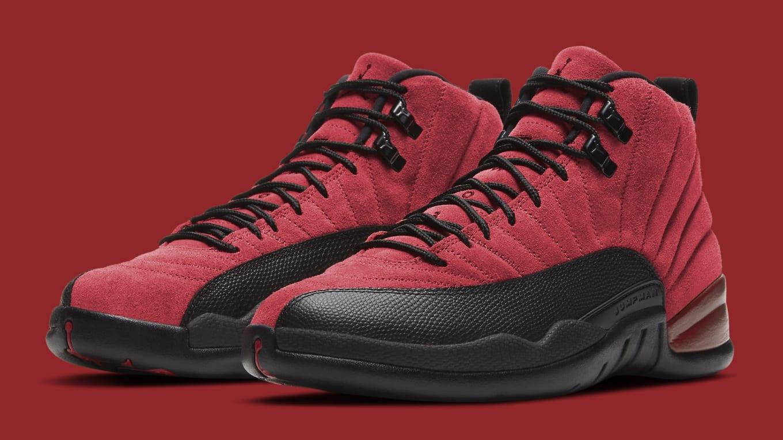 Air Jordan 12 XII Varsity Red Black Release Date CT8013-602 | Sole ...