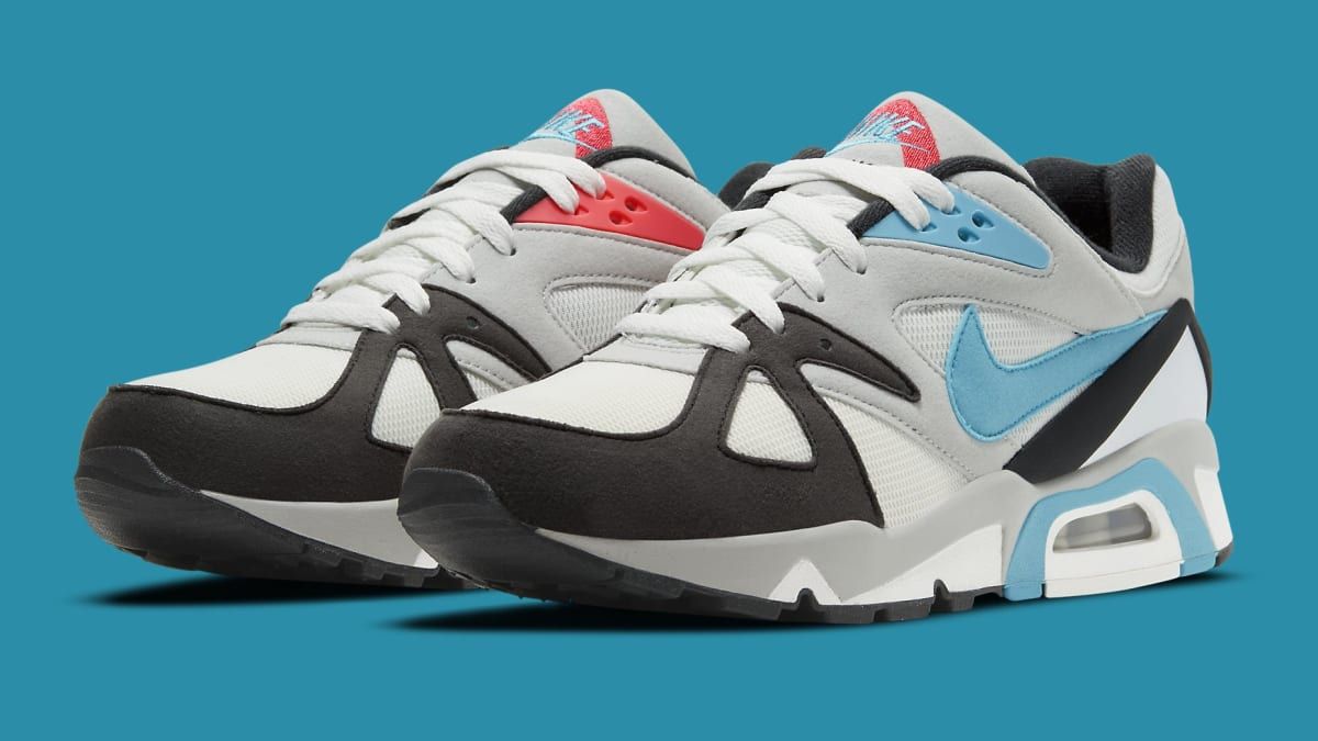 Nike Is Bringing Back the Classic Air Structure Triax 91