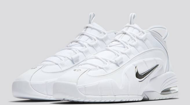 huge selection of b3567 782f4 Release Details for the  White Metallic  Nike Air Max Penny 1