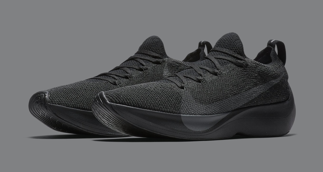ffc04d4f8a2f Nike s Vapor Street Flyknit Is Finally Hitting the U.S.. Two colorways of  the Zoom VaporFly Elite takedown model.