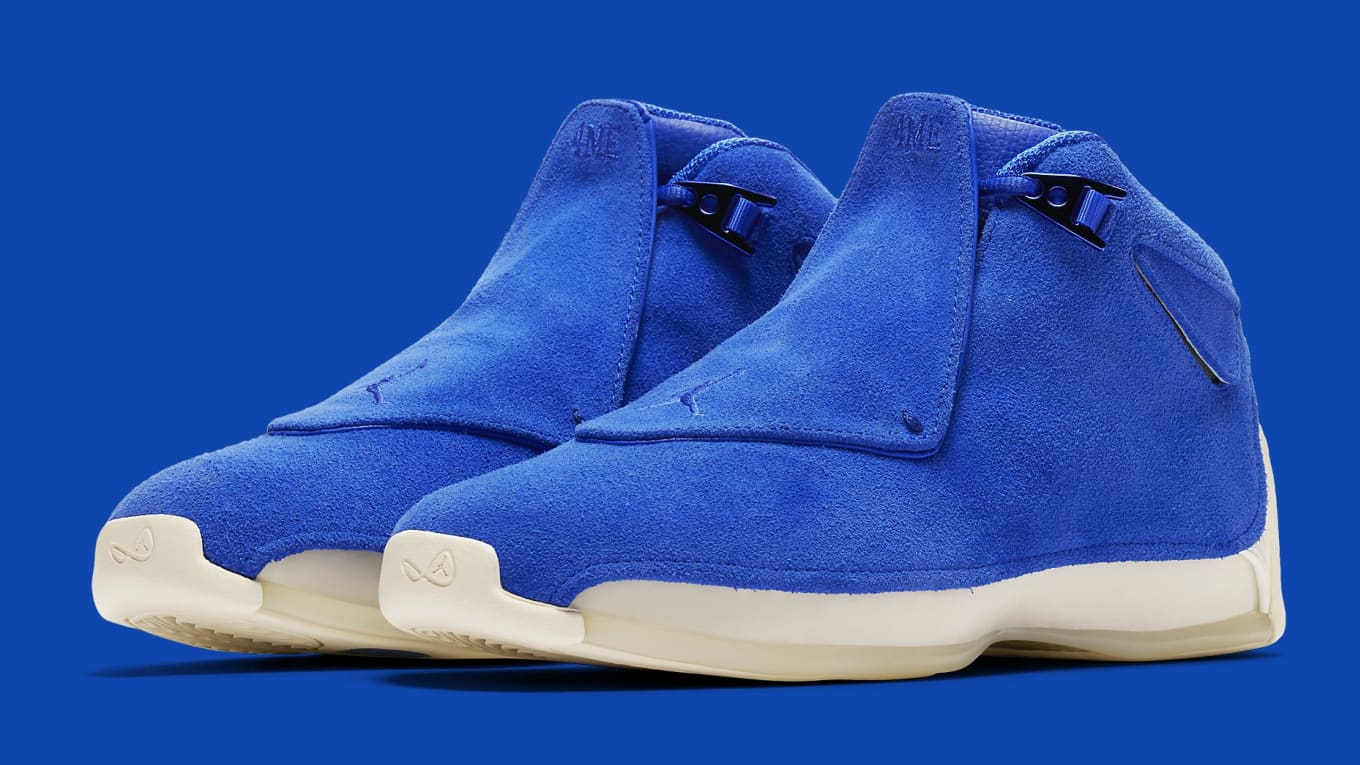 90747943eb81b2 Air Jordan 18 Pack Release Date Sept. 15