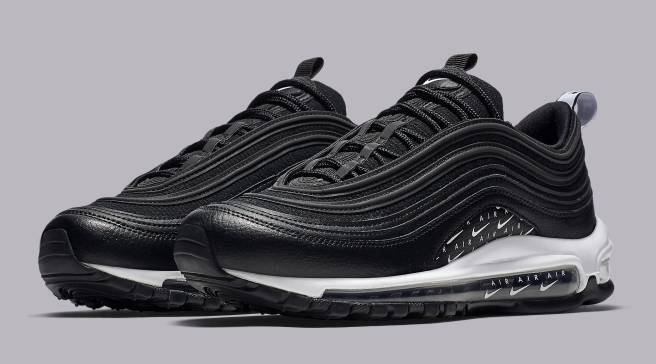 online retailer be72e c176e Extra Swooshes Pop Up on the Nike Air Max 97