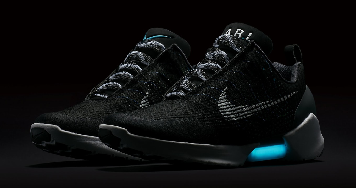 ... Nike s Self-Lacing Basketball Shoes. Date teased for the  350 sneaker. 9f5ee215c