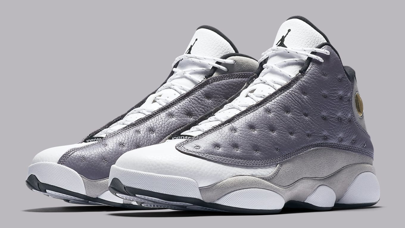 best service 6d31f cffe3 Official Look at the  Atmosphere Grey  Air Jordan 13