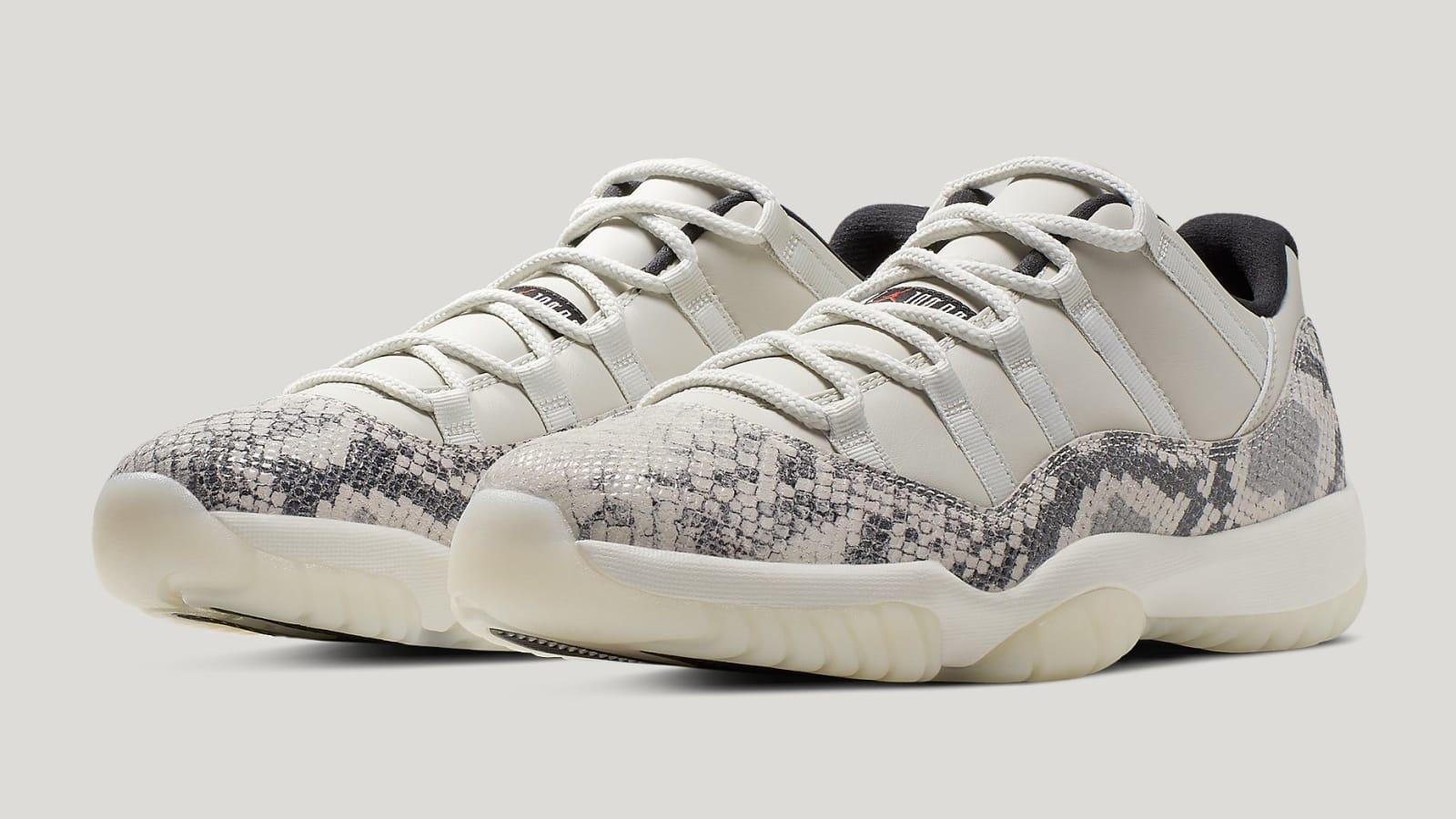 huge discount 24953 5b80d Image via Nike. Air Jordan 11 XI Low ...