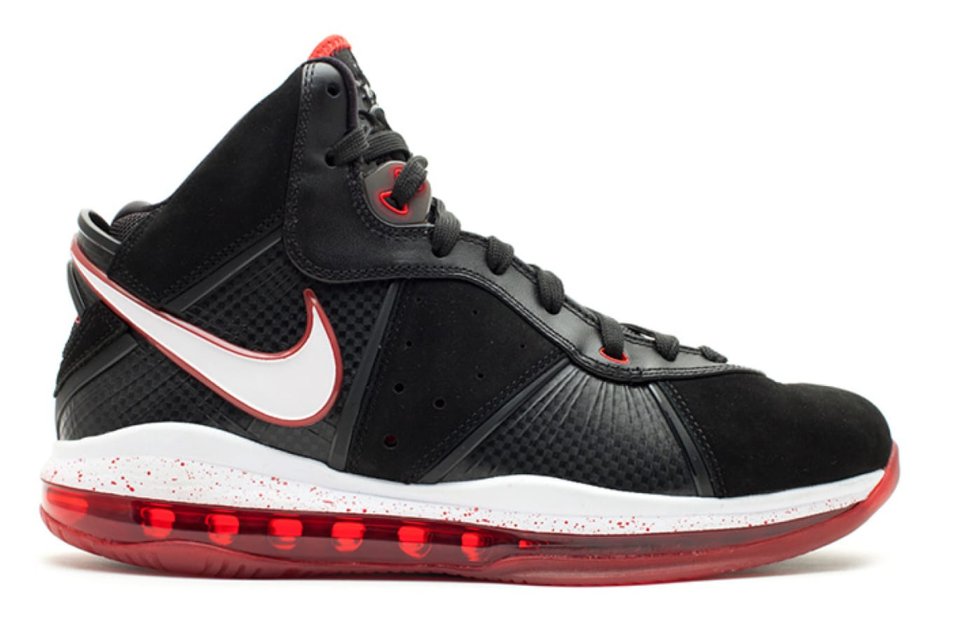 d8c80eed025465 Nike Air Max LeBron 8  Launch