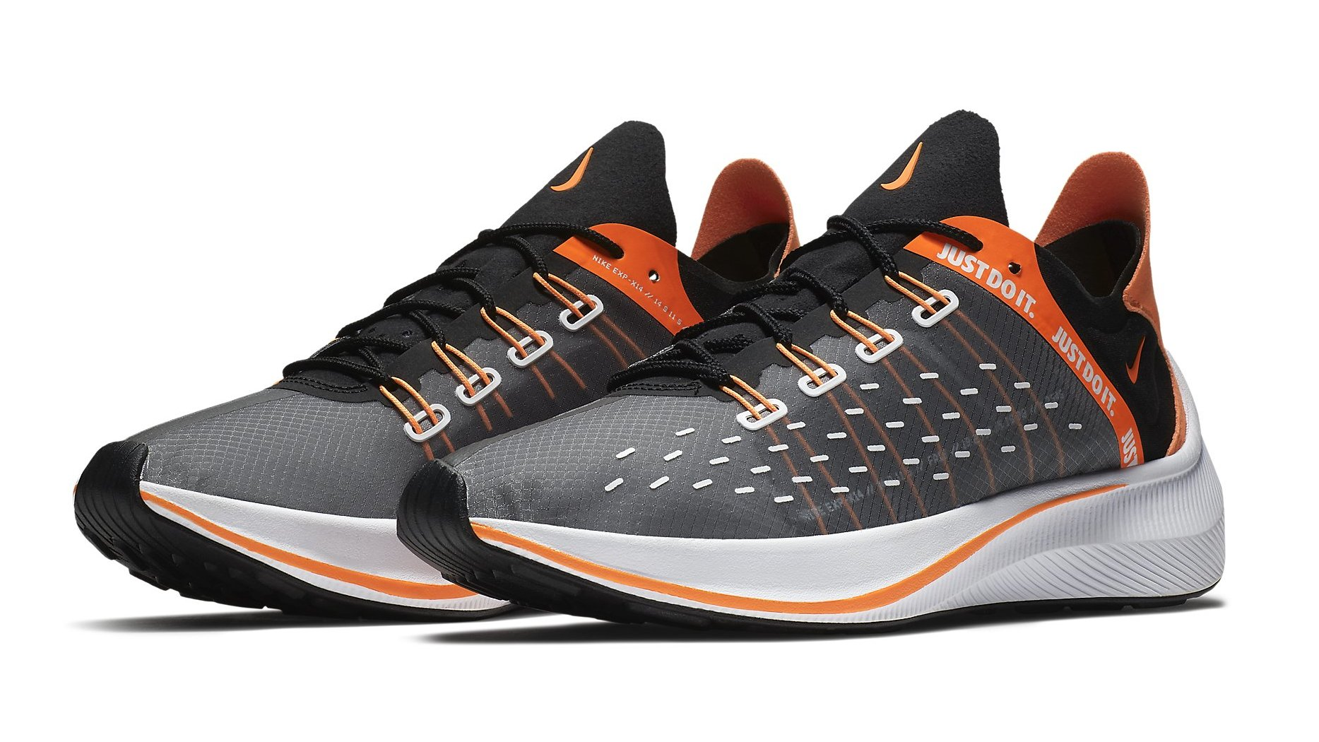 Mimar Estar confundido Calígrafo  Nike 'Just Do It' EXP-X14 Collection Release Date July 6, 2018 | Sole  Collector