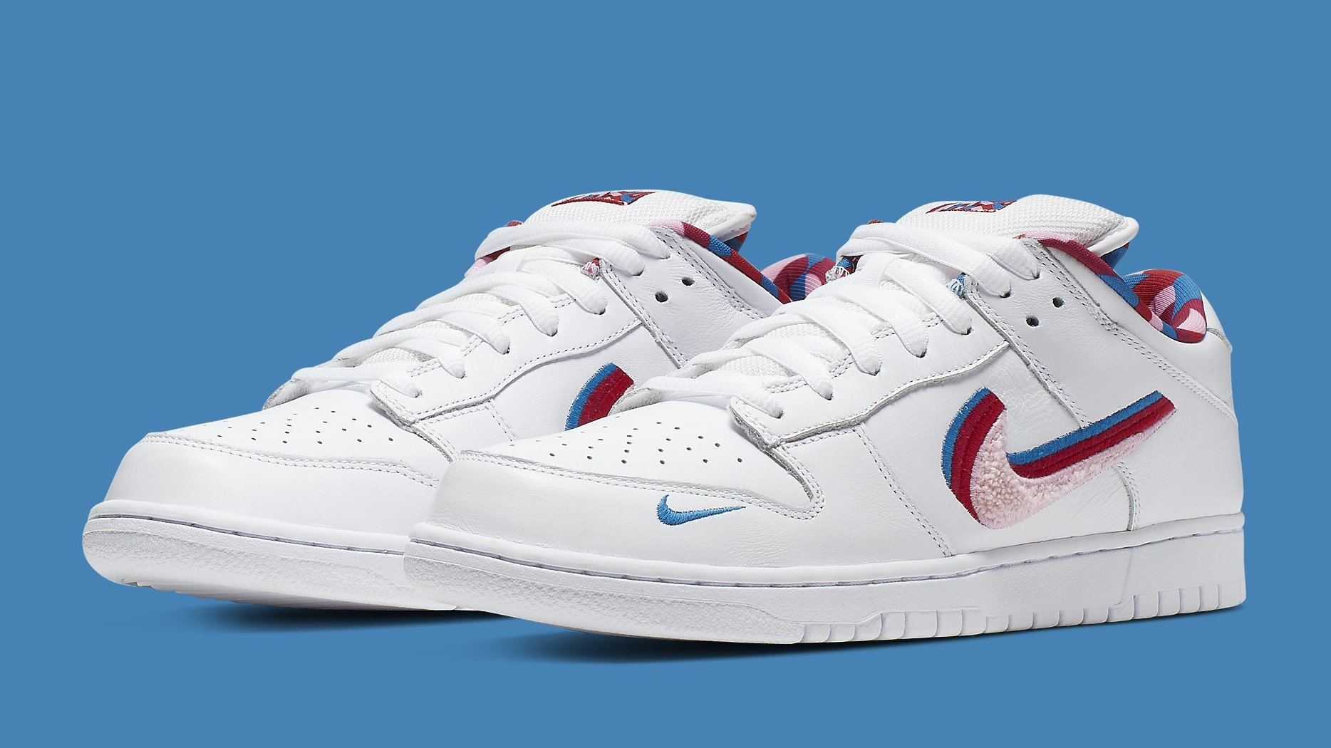 best deals on pretty cool pretty cool Parra x Nike SB Dunk Low Release Date | Sole Collector