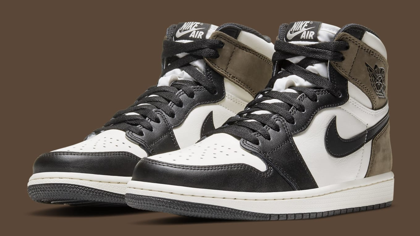 Air Jordan 1 Retro High OG 'Dark Mocha' Release Date 555088 ...