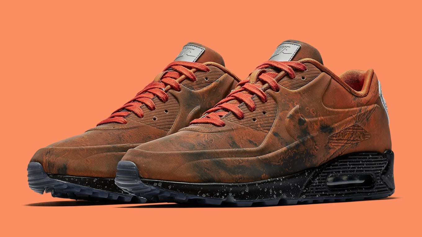 4ecf26d8246a Another Look at Nike s Newest Space-Themed Air Max 90. Blasting off to Mars.