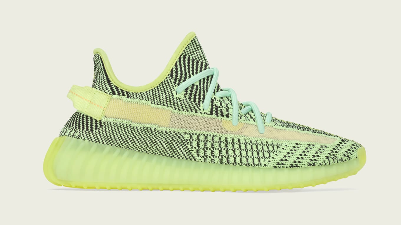 Denso Privilegio costumi  Adidas Yeezy Boost 350 V2 'Yeezreel' Release Date FW5191 | Sole Collector