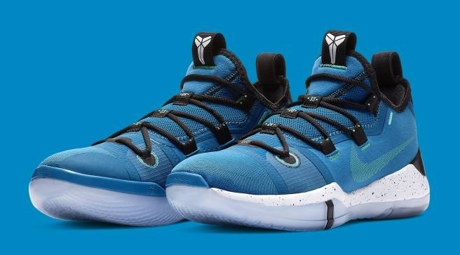 low priced fdc9c ff87e The Next Nike Kobe A.D. Looks Sharp in  Military Blue