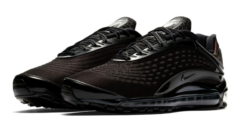 the best attitude 57d4c 2d336 Nike Air Max Deluxe 'Black/Dark Grey' AV2589-001 Release ...