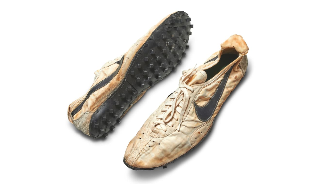 These Vintage Nike Moon Shoes Just Sold For Almost $500,000