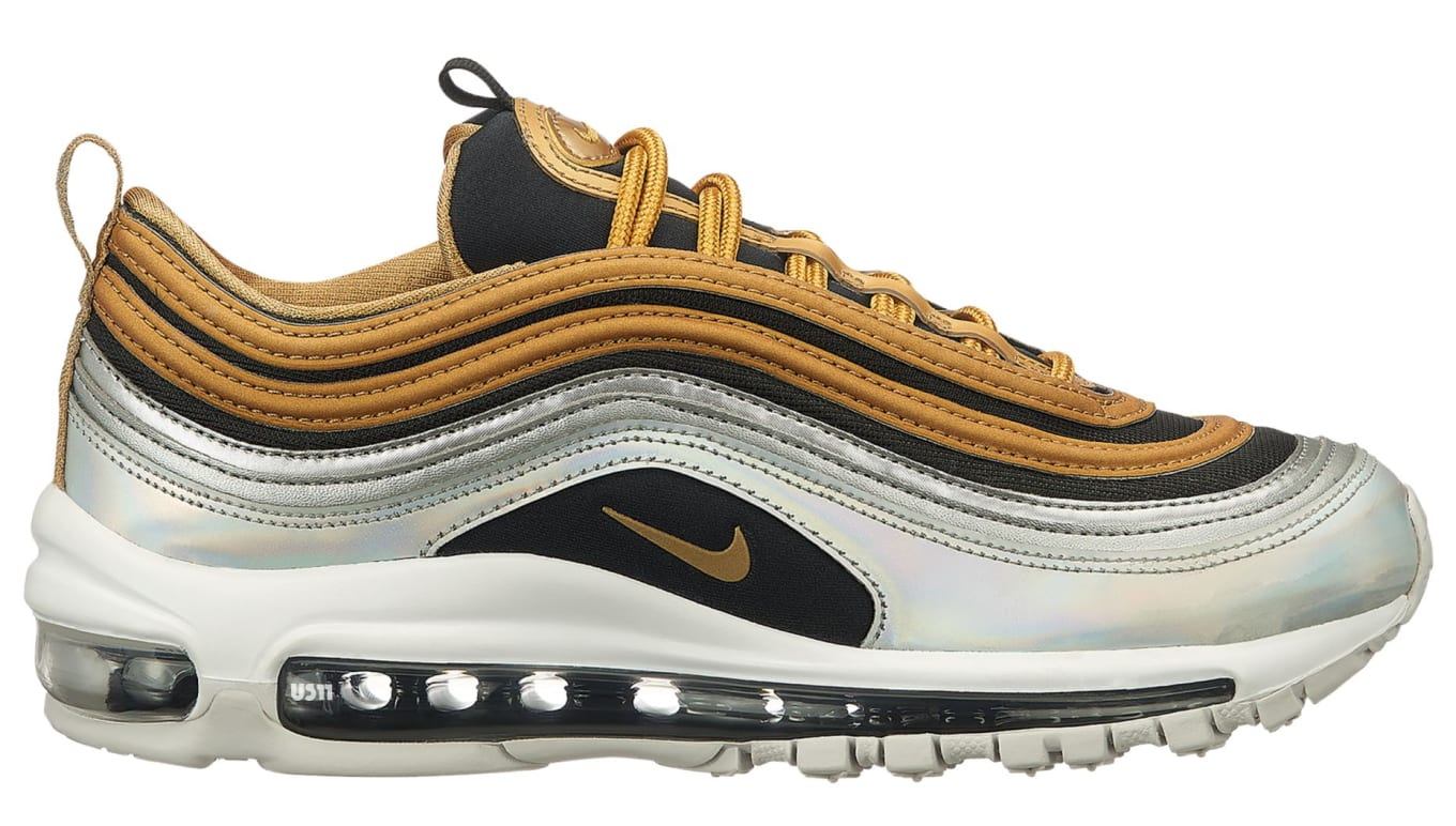 e6b92c91b925 Nike Air Max 97 SE  Metallic Gold  Pack Release Date   Sole Collector