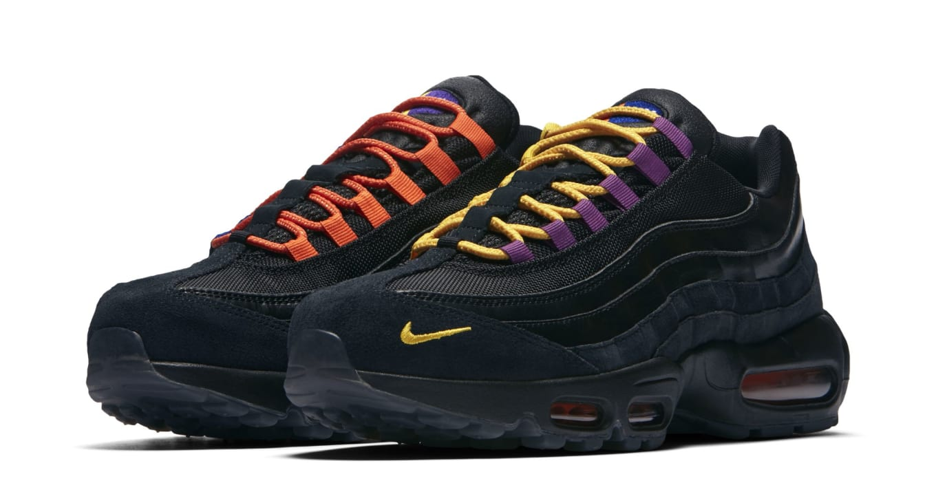 268fbe6451 Nike Air Max 95 Premium 'LA/NYC' Release Date | Sole Collector