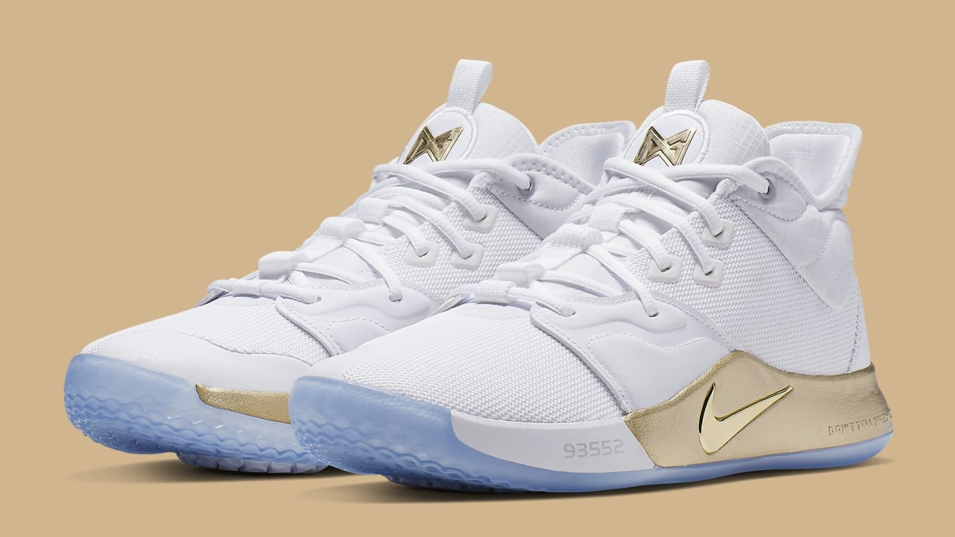 new arrival dbd05 a47ac Nike PG 3 Apollo Missions Release Date CI2666-100 | Sole ...