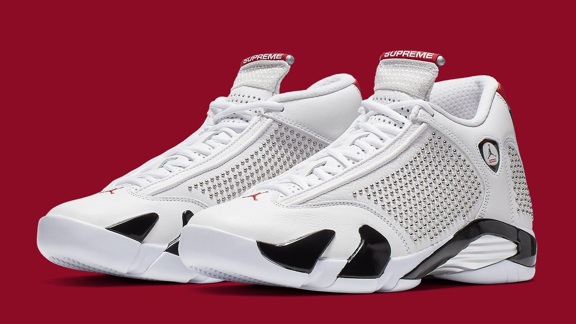 frecuencia nieve Optimismo  Supreme x Air Jordan 14 Release Date | Sole Collector