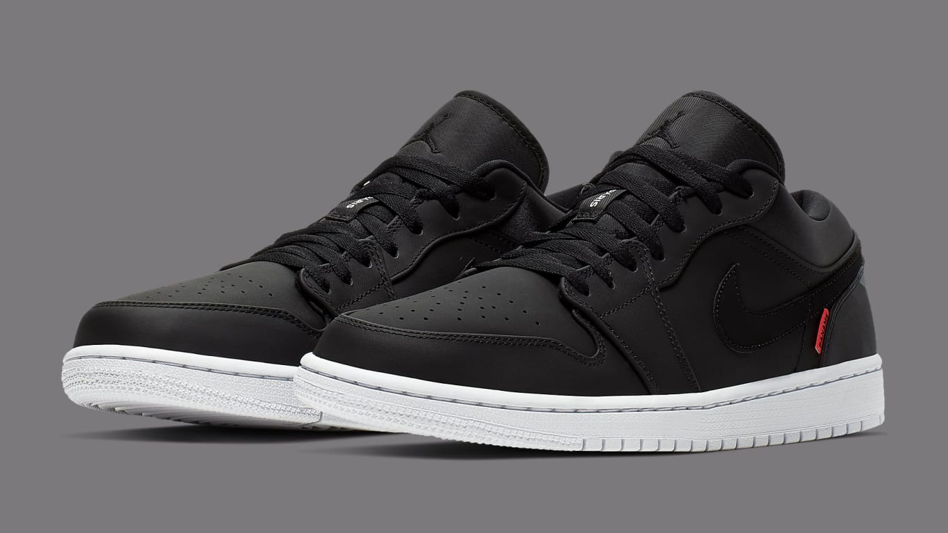 online store e78f0 c89c3 Air Jordan 1 Low PSG Release Date CK0687-001 | Sole Collector