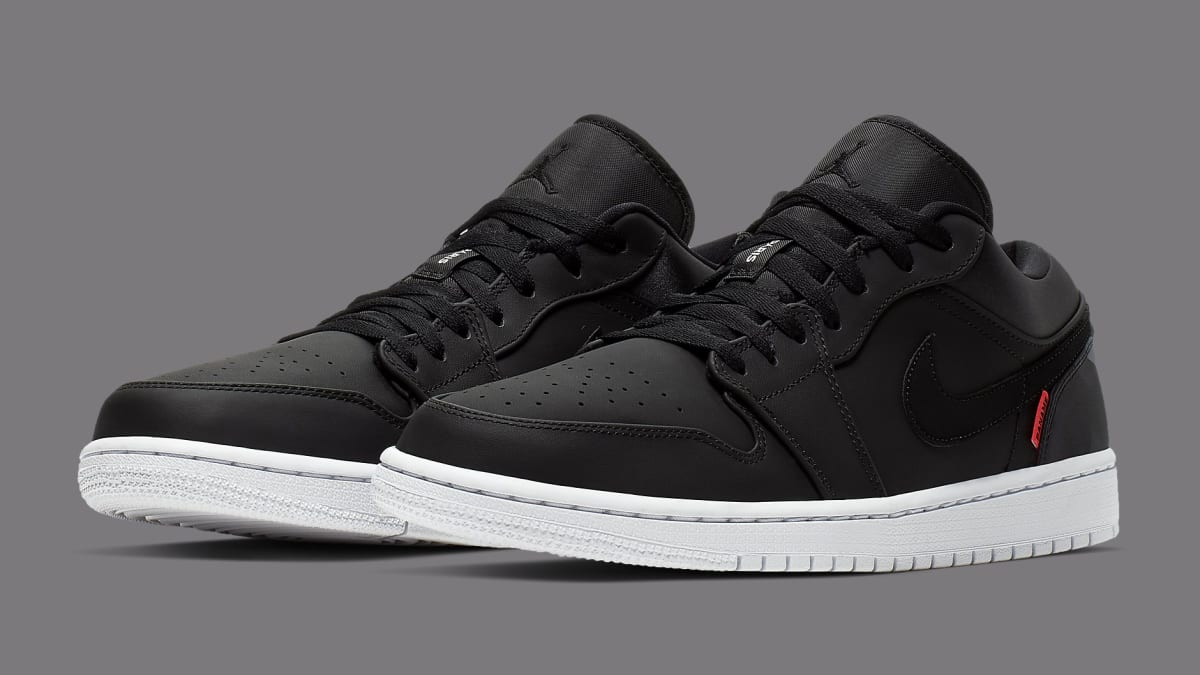 Air Jordan 1 Low Psg Release Date Ck0687 001 Sole Collector