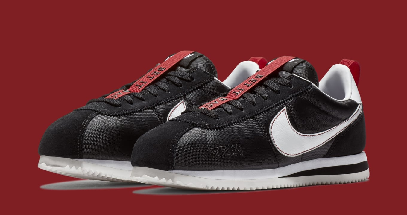 the latest 18633 3fd9a Detailed Look at the Kendrick Lamar x Nike Cortez Kenny 3