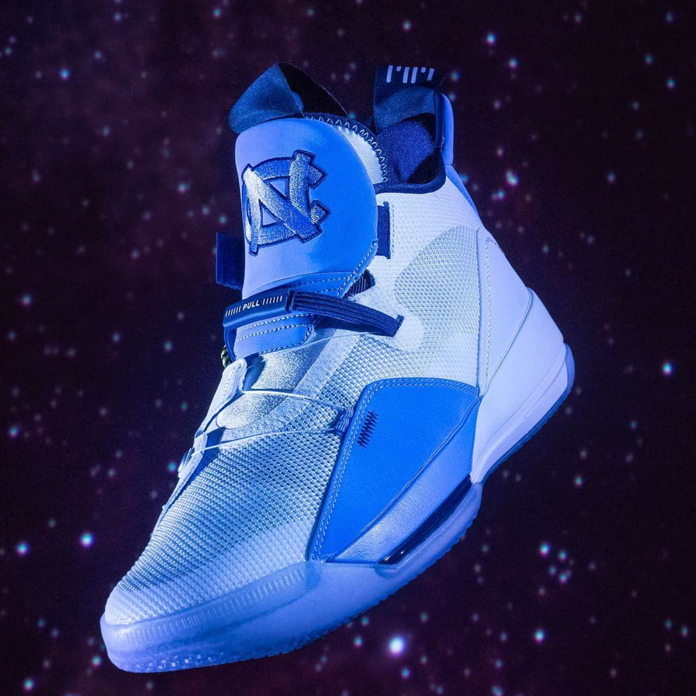 0b2c37ec221 ... aliexpress air jordan 33 pes for unc tar heels. preseason player  exclusives. 88762 25df2