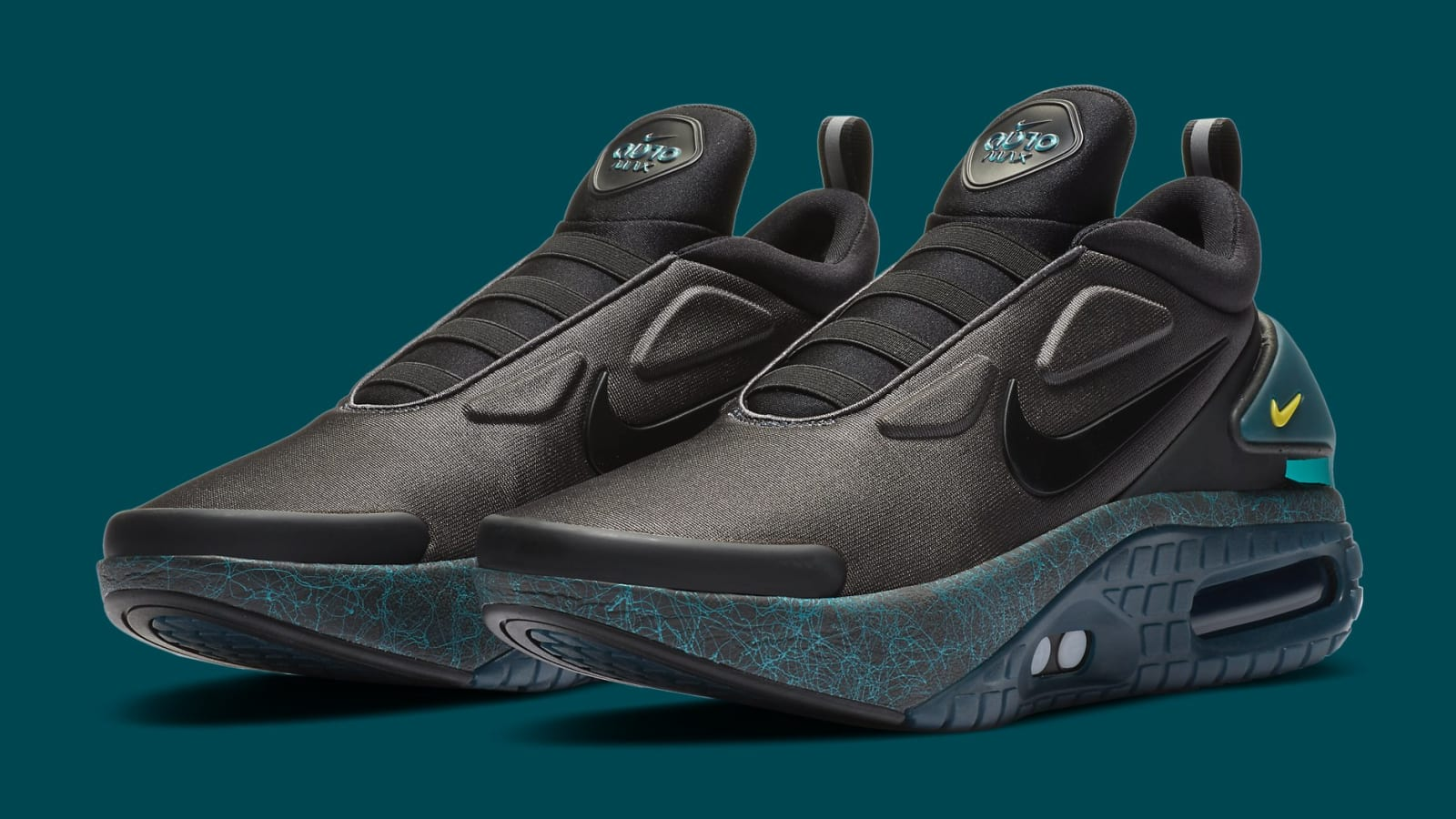 Nike Adapt Auto Max Receives New Colorway Photos