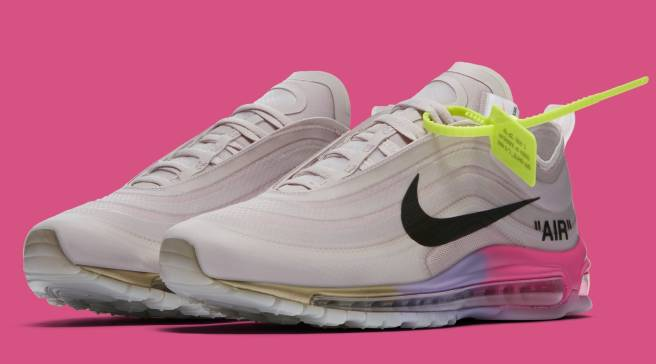 751e9829ce6c4 Serena Williams' Off-White x Air Max 97s Released Out of Nowhere
