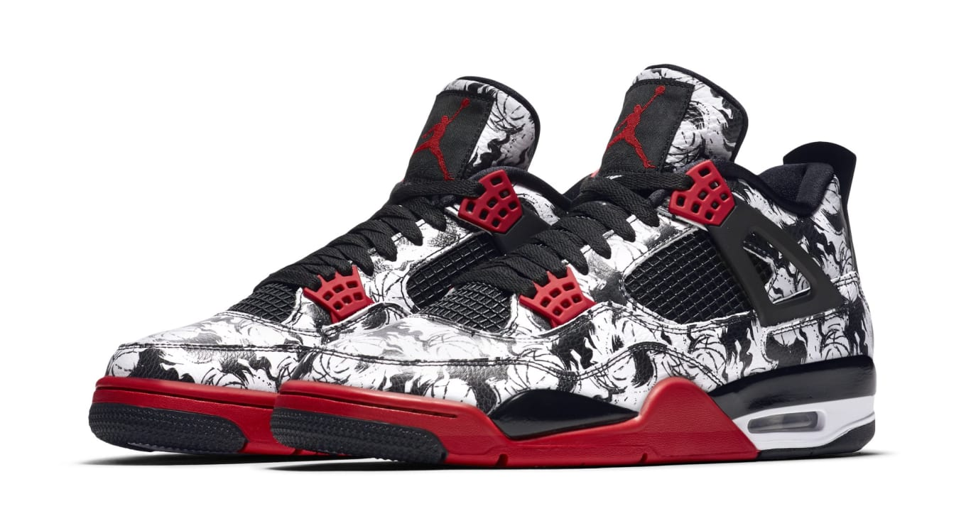 Air Jordan 4  Tattoo  BQ0897-006 Release Date  1410ef4a7