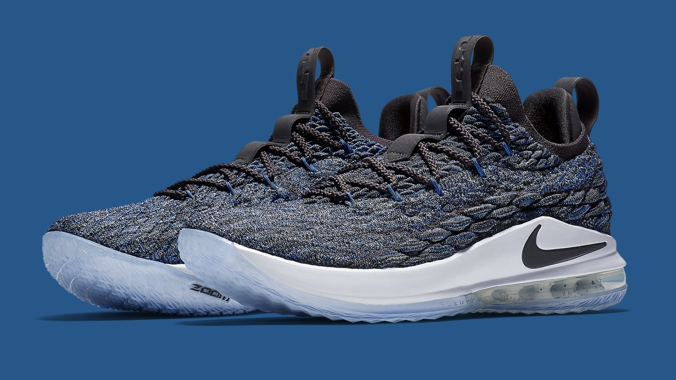 2366a9300ad New Nike LeBron 15 Low Is Releasing This Weekend. Here is an official look  at the  Signal Blue  colorway.