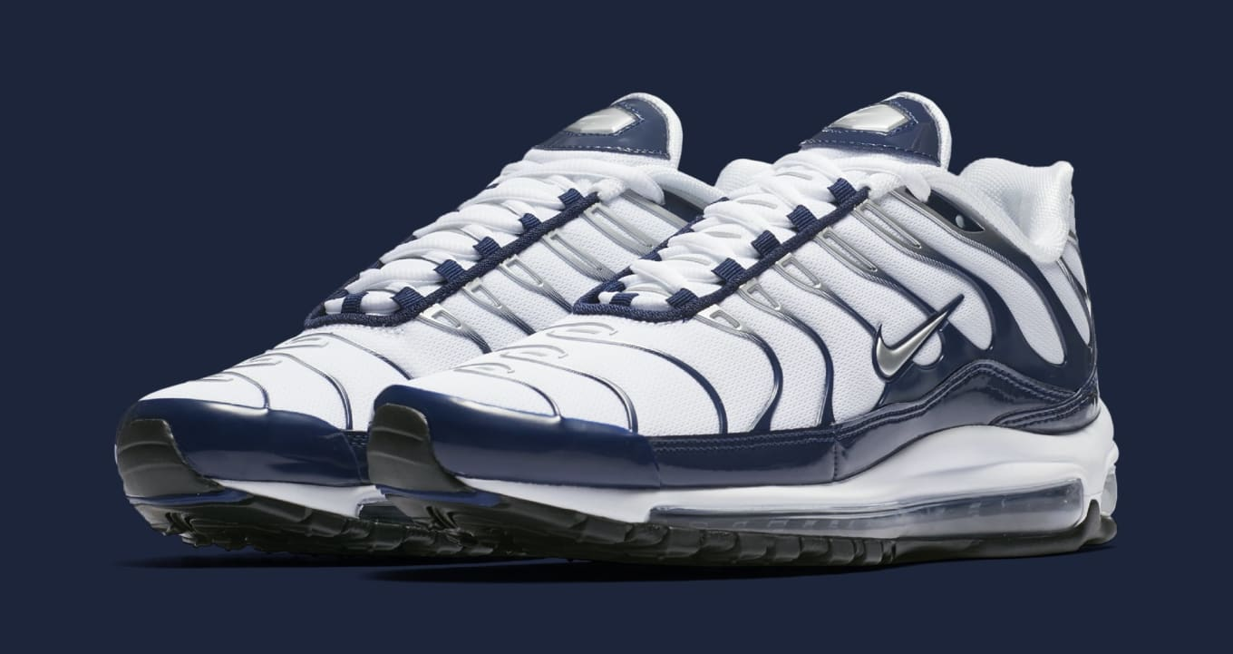 reputable site 67ea5 48f78 Nike Air Max 97 Plus AH8144-100 Release Date | Sole Collector