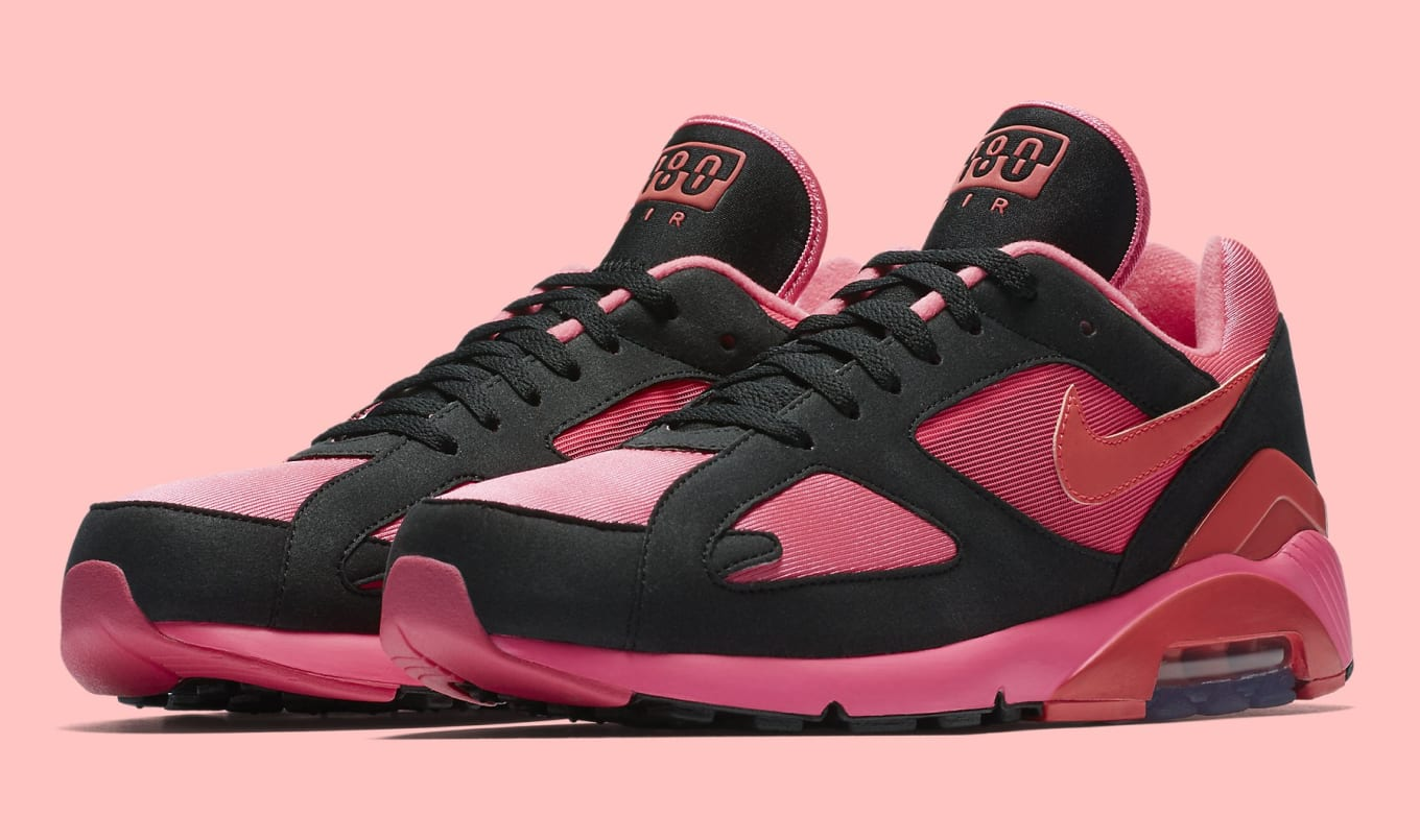 ded8f7bbdaa Nike Air Max 180. Image via Nike. The elusive set of Comme des Garçons x ...