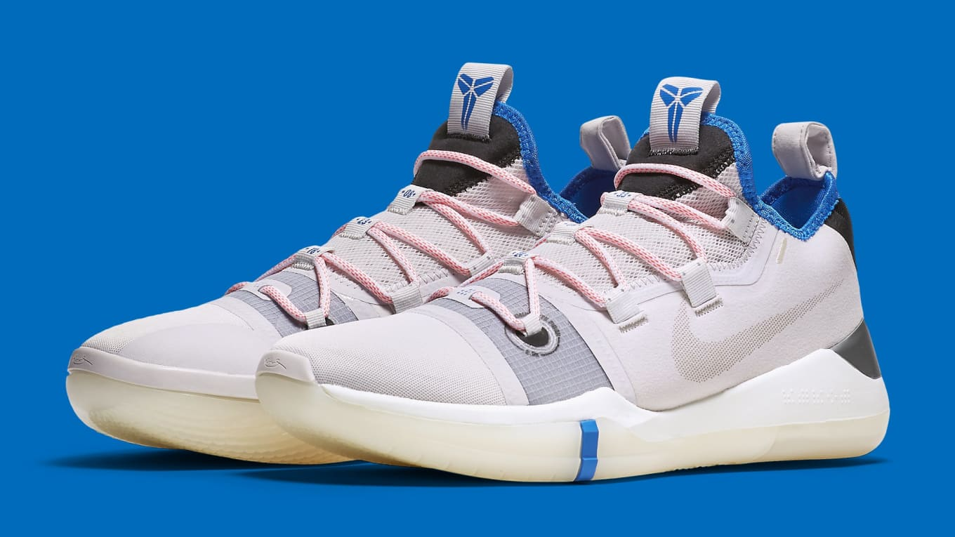 buy online 7eec6 25e41 The New Nike Kobe A.D. Surfaces in Soft Pink