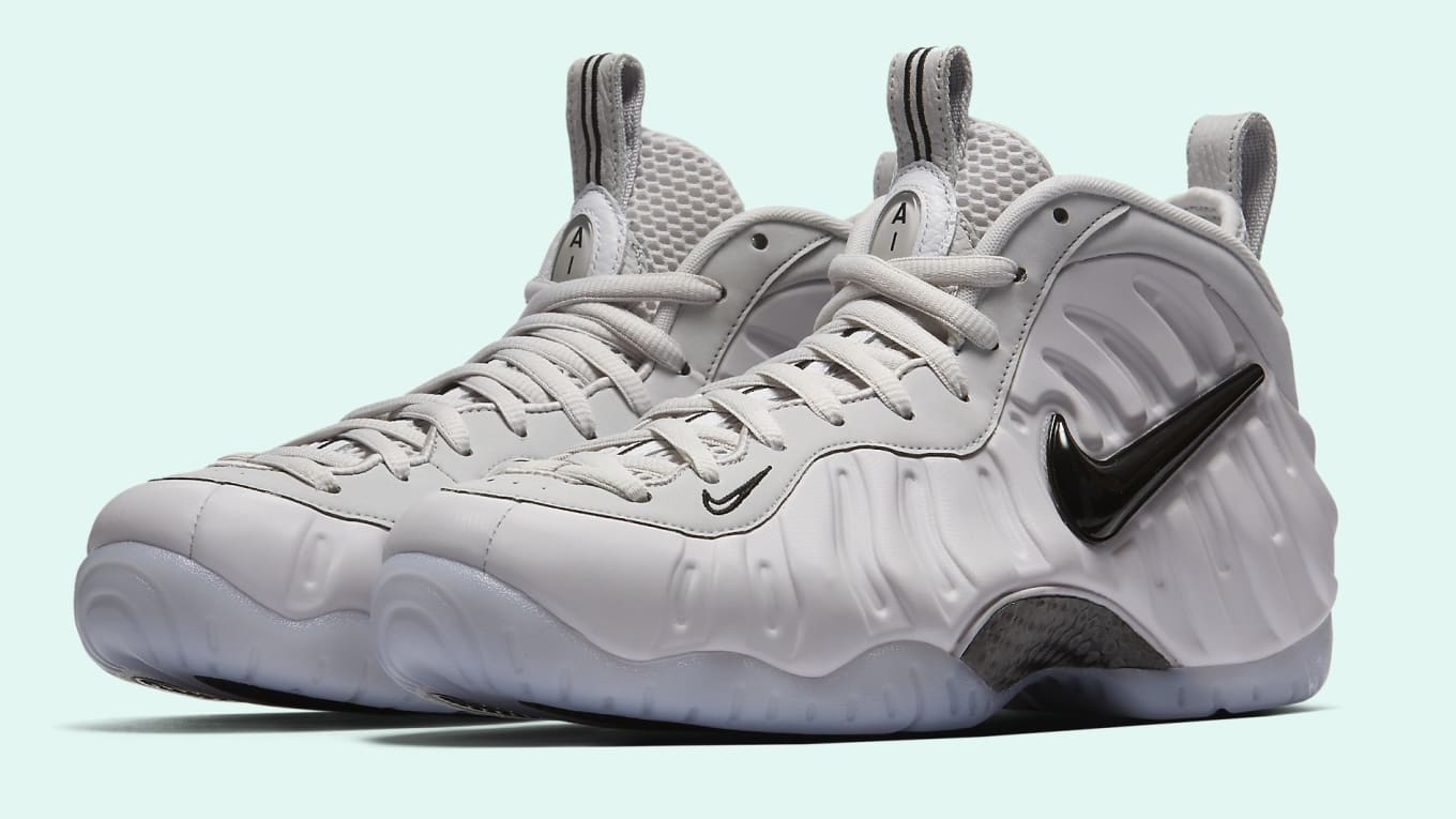 newest 19a9a d34c7 The Nike Air Foamposite QS 'All Star' Releasing Feb 16 for ...