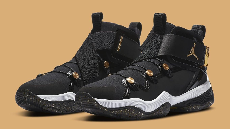 Jordan AJNT 23 Black Gold Release Date CI5441-008 | Sole Collector