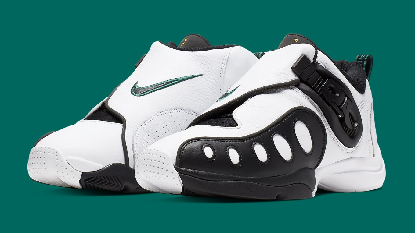 Details about VTG 1998 NIKE AIR BELIEVE FLIGHT ZOOM GP
